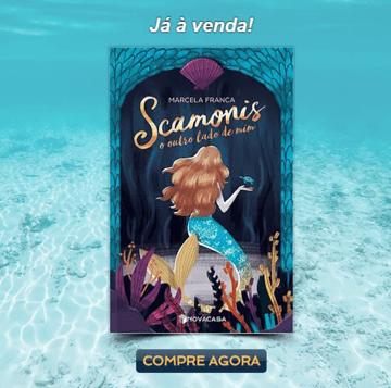 Vendas online de Scamonis – o outro lado de mim