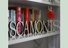 Deixe Scamonis fazer parte da sua estante!