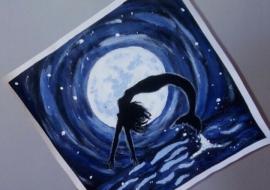 Arte inspirada em Ana Maia