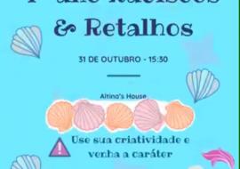 Clube do Livro Rabiscos e Retalhos