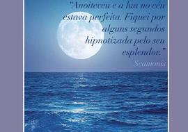 E quem não ama contemplar a lua?