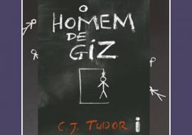 C. J. TUDOR, O Homem de Giz