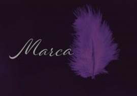 Marca Escritora Marcela Franca