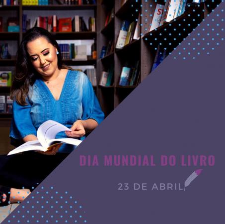 23 de Abril, Dia Mundial do Livro