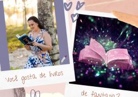 Você gosta de livros de fantasia?