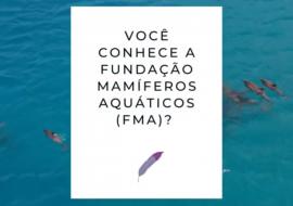 Fundação Mamífero Aquáticos (FMA) e Scamonis