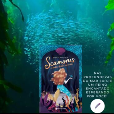 Nas profundezas do mar… Scamonis